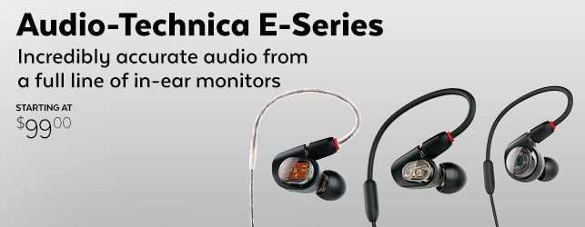Audio-Technica E-Series