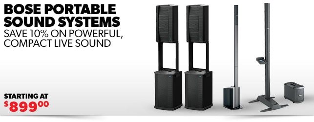 Bose Portable Sound Systems