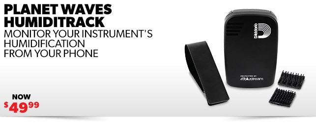 D'Addario Planet Waves Humiditrak