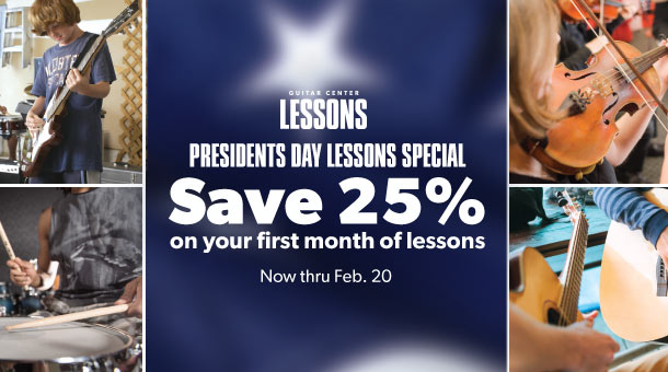 Lessons Presidents Day