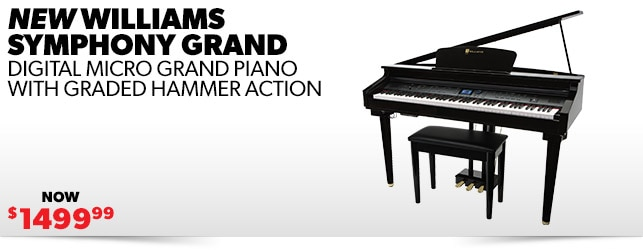 New Williams Symphony Grand