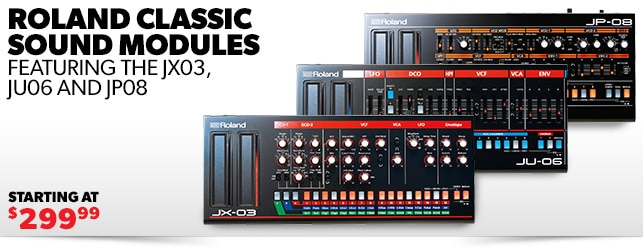 Roland Classic Sound Modules