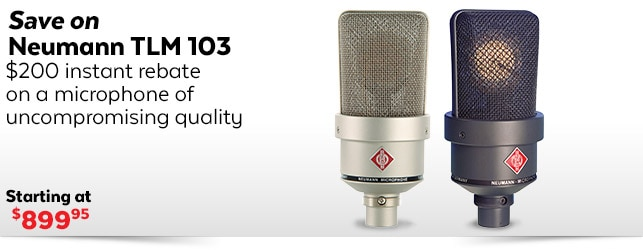 Save on the Neumann TLM-103