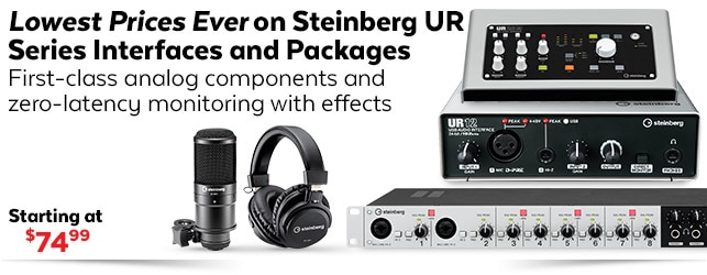 All New VSTs from Steinberg