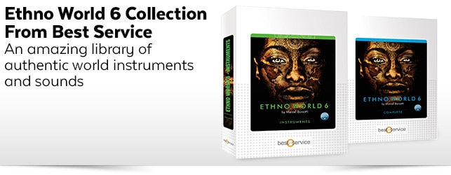 Ethno World 6 Collection