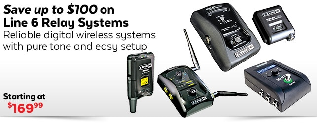 Line 6 Relay Systems